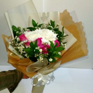 Bouquet Bunga Indah