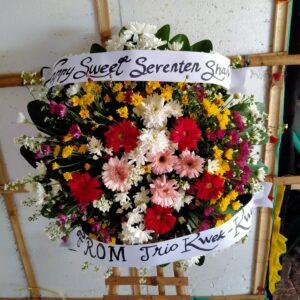 Bunga Selamat dan Sukses