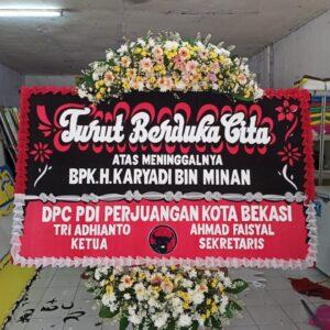 Papan Bunga Untuk Orang yang Meninggal